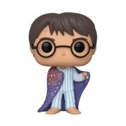 Figurine Pop! Harry Potter in Invisibility Cloak Edition Limitée (Sans autocollant) Funko Boutique en Ligne Suisse