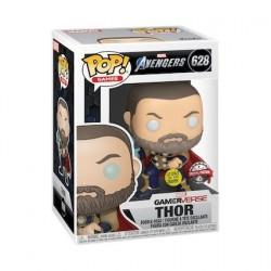 Figurine Pop! Phosphorescent Marvel's Avengers (2020) Thor Edition Limitée Funko Boutique en Ligne Suisse
