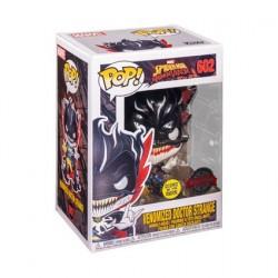 Figurine Pop! Phosphorescent Marvel Venom Venomized Doctor Strange Edition Limitée Funko Boutique en Ligne Suisse