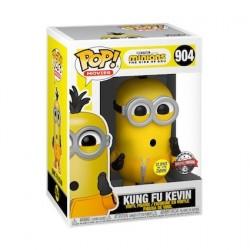 Figurine Pop! Phosphorescent Minions 2 The Rise Of Gru Kung Fu Kevin Edition Limitée Funko Boutique en Ligne Suisse