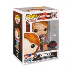 Figur Pop! Chucky with Buddy and Scissors Limited Edition Funko Online Shop Switzerland