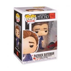 Figurine Pop! American Psycho Patick Bateman en Costume avec Couteau Edition Limitée Funko Boutique en Ligne Suisse
