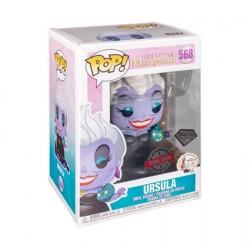 Figurine Pop! Diamond Disney La Petite Sirène Ursula avec Anguilles Glitter Edition Limitée Funko Boutique en Ligne Suisse