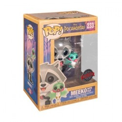 Figur Pop! Disney Pocahontas Meeko with Flit Limited Edition Funko Online Shop Switzerland