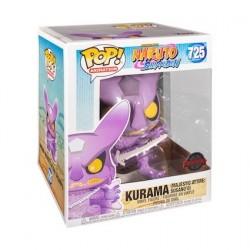 Figurine Pop! 15 cm Naruto Shippuden Kurama Majestic Attire Susano'o Edition Limitée Funko Boutique en Ligne Suisse