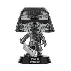 Figurine Pop! Chrome Hematite Star Wars L'Ascension de Skywalker Knight of Ren Heavy Blade Funko Boutique en Ligne Suisse