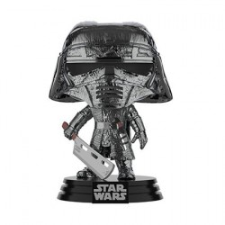 Figur Pop! Chrome Hematite Star Wars The Rise of Skywalker Knight of Ren Heavy Blade Funko Online Shop Switzerland