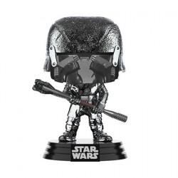 Figurine Pop! Chrome Hematite Star Wars L'Ascension de Skywalker Knight of Ren War Club Funko Boutique en Ligne Suisse