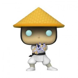 Figur Pop! Games Mortal Kombat Raiden V2 Funko Online Shop Switzerland