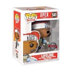 Figurine Pop! Games Apex Legends Lifeline with Tie Dye Outfit Edition Limitée Funko Boutique en Ligne Suisse