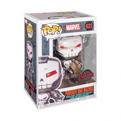 Figur Pop! Metallic The Punisher War Machine Limited Edition Funko Online Shop Switzerland