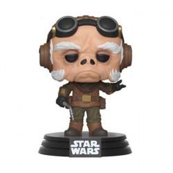 Figurine Pop! Star Wars The Mandalorian Kuiil Funko Boutique en Ligne Suisse