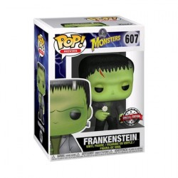 Figur Pop! Universal Monsters Frankensteins Monster with Flower Limited Edition Funko Online Shop Switzerland