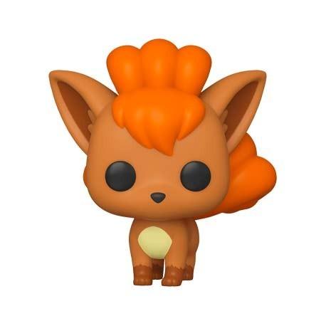 Figur Pop! Pokemon Vulpix (Rare) Funko Online Shop Switzerland