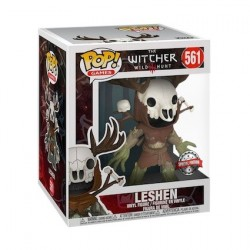Pop! 15 cm The Witcher 3 Wild Hunt Leshen Limited Edition