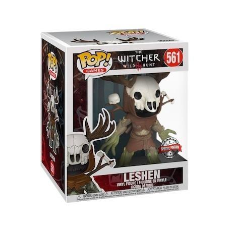 Figur Pop! 15 cm The Witcher 3 Wild Hunt Leshen Limited Edition Funko Online Shop Switzerland