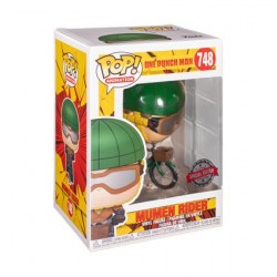 Figur Pop! Rides One Punch Man Mumen Rider with Bike Limited Edition Funko Online Shop Switzerland