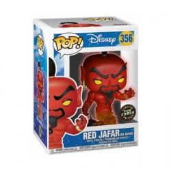Figurine Pop! Phosphorescent Disney Aladdin Red Jafar Chase Edition Limitée Funko Boutique en Ligne Suisse