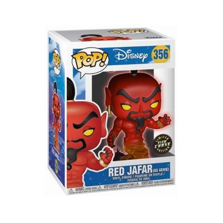 Figur Pop! Glow in the Dark Disney Aladdin Red Jafar Chase Limited Edition Funko Online Shop Switzerland