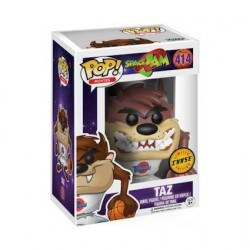 Figurine Pop! Space Jam Taz Chase Edition Limitée Funko Boutique en Ligne Suisse
