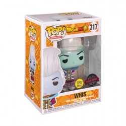 Pop! Glow in the Dark Dragon Ball Super Whis Limited Edition