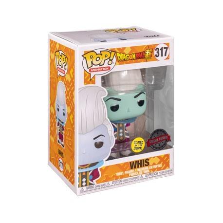 Figur Pop! Glow in the Dark Dragon Ball Super Whis Limited Edition Funko Online Shop Switzerland