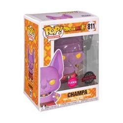 Figurine Pop! Floqué Dragon Ball Super Champa Edition Limitée Funko Boutique en Ligne Suisse