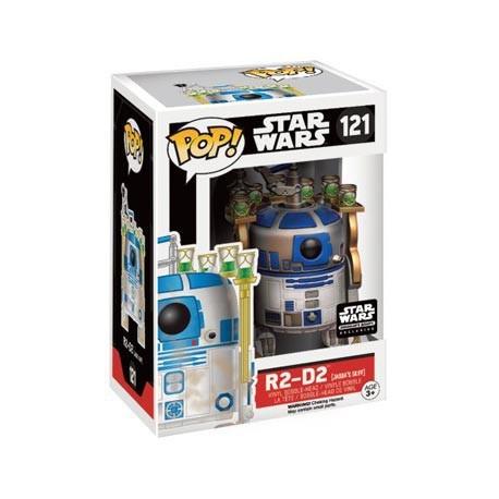 Figur Pop! Star Wars R2-D2 Jabba's Skiff Limited Edition Funko Online Shop Switzerland
