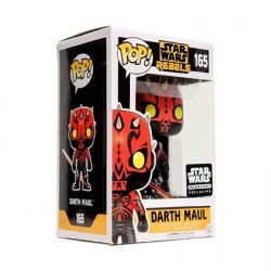 Figur Pop! Star Wars Rebels Darth Maul Smugglers Bounty Limited Edition Funko Online Shop Switzerland