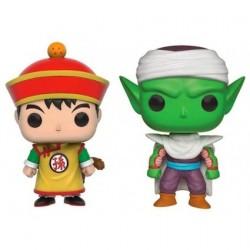 Figurine Pop! Dragon Ball Z Gohan et Piccolo Pack 2 (Rare) Funko Boutique en Ligne Suisse
