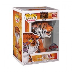 Figurine Pop! The Walking Dead Shiva Edition Limitée Funko Boutique en Ligne Suisse
