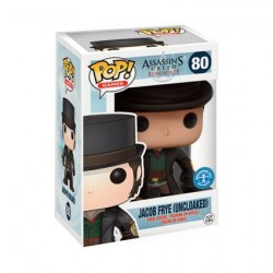 Pop! Games Assassins Creed Jacob Frye Uncloaked Limited Edition