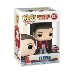 Figurine Pop! Stranger Things Eleven avec Slicker Edition Limitée Funko Boutique en Ligne Suisse
