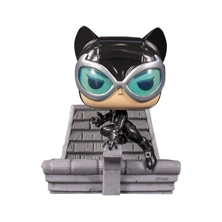 Figur Pop! Batman Hush Catwoman on Rooftop Collection Deluxe Limited Edition Funko Online Shop Switzerland