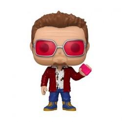 Figurine Pop! Fight Club Tyler Durden (Brad Pitt) Funko Boutique en Ligne Suisse
