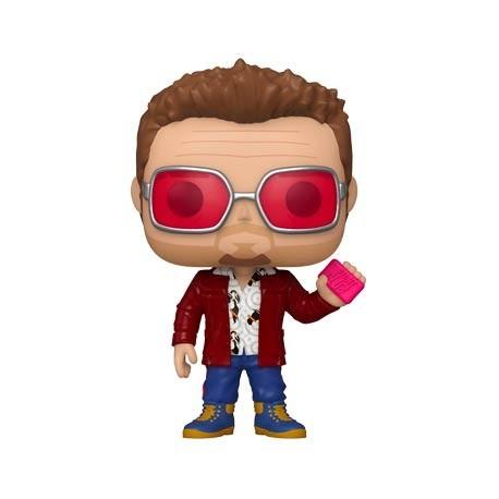 Figur Pop! Fight Club Tyler Durden (Brad Pitt) Funko Online Shop Switzerland