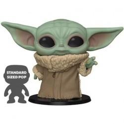 Figurine Pop! 25 cm Star Wars The Mandalorian The Child (Baby Yoda) Funko Boutique en Ligne Suisse