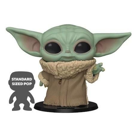 Figur Pop! 25 cm Star Wars The Mandalorian The Child (Baby Yoda) Funko Online Shop Switzerland