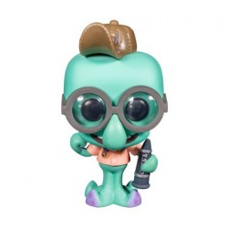 Figur Pop! The SpongeBob Movie Sponge On The Run Squidward Tentacles in Scout Uniform Funko Online Shop Switzerland