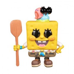 Figur Pop! The SpongeBob Movie Sponge On The Run Spongebob Squarepants with Gary Funko Online Shop Switzerland