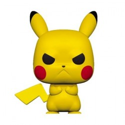 Figur Pop! Pokemon Pikachu Grumpy (Rare) Funko Online Shop Switzerland