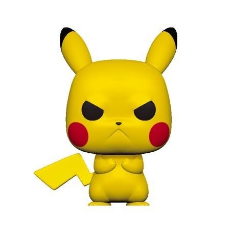 Figur Pop! Pokemon Pikachu Grumpy (Rare) Funko Online Shop Switzerland