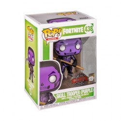 Figur Pop! Fortnite Skull Trooper Purple Limited Edition Funko Online Shop Switzerland