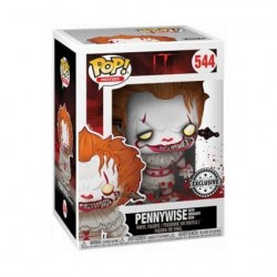 Figur Pop! IT Pennywise with Wrought Iron Limited Edition Funko Online Shop Switzerland