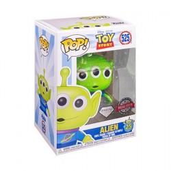Figurine Pop! Diamond Toy Story 4 Alien Glitter Edition Limitée Funko Boutique en Ligne Suisse