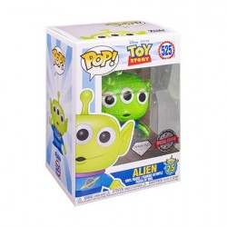 Pop! Diamond Toy Story 4 Alien Glitter Limited Edition