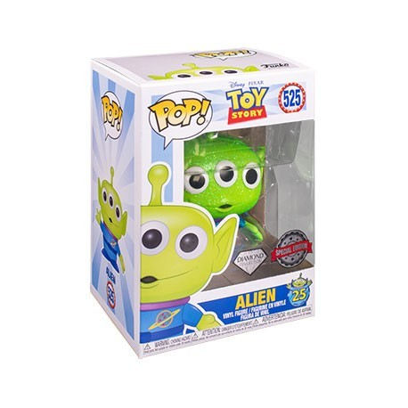 Figur Pop! Diamond Toy Story 4 Alien Glitter Limited Edition Funko Online Shop Switzerland