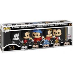 Figurine Pop! Mickey Mouse 5-Pack Edition Limitée Funko Boutique en Ligne Suisse