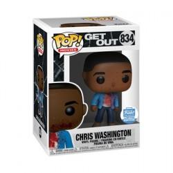 Figurine Pop! Movie Get Out Chris Washington Edition Limitée Funko Boutique en Ligne Suisse