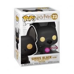Pop! Flocked Harry Potter Sirius Black Limited Edition